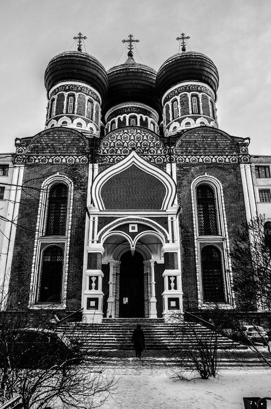 величие храма - Олеся Семенова