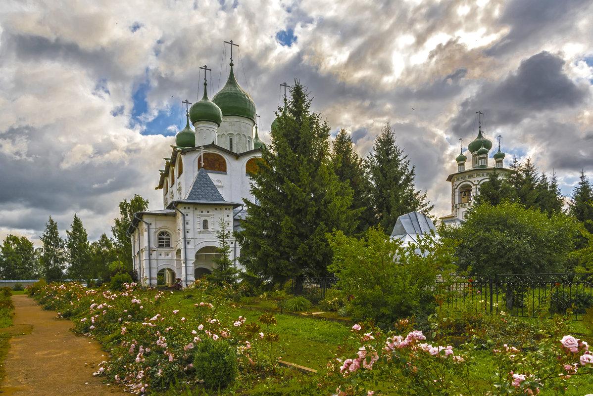 северная сторонка... - Moscow.Salnikov Сальников Сергей Георгиевич