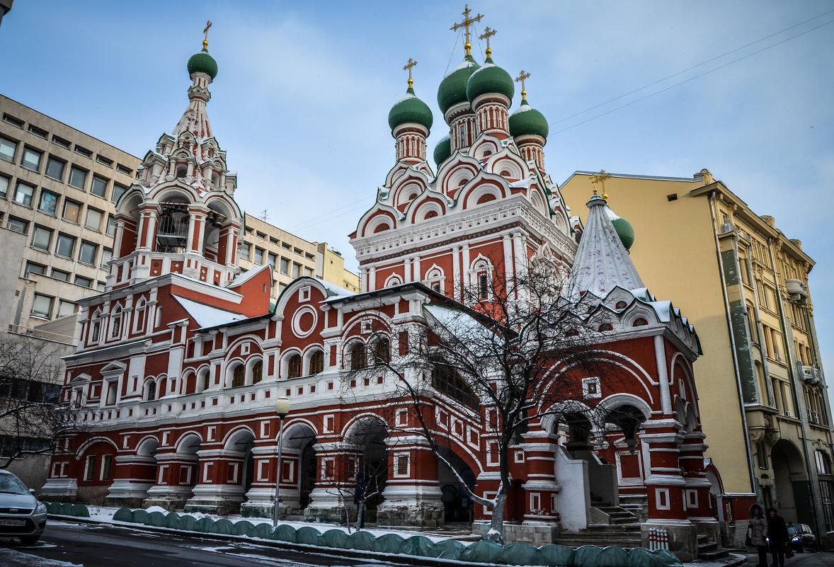 скрытые красоты города - Олеся Семенова