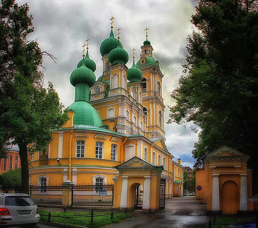 Церковь Благовещения на Васильевском Острове - Марина Назарова