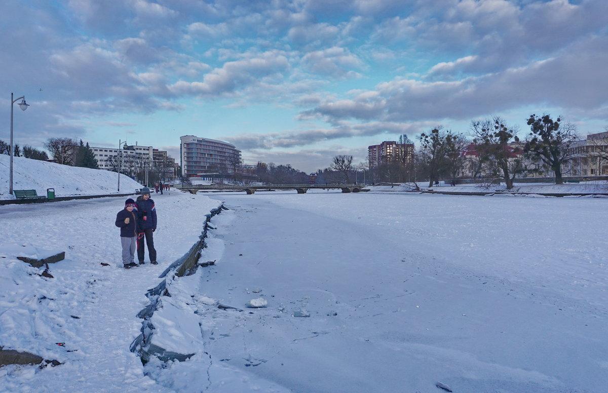 Калининград.Верхнее озеро. - Murat Bukaev