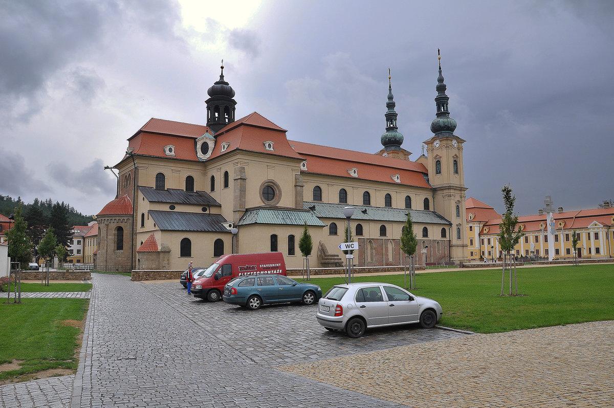 Велеградский монастырь(Чехия) - Евгений Дубинский