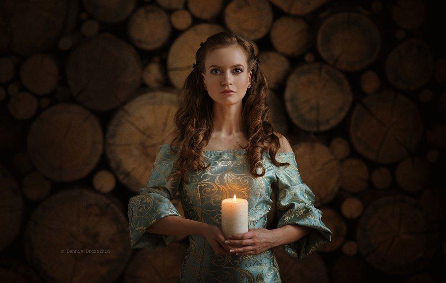 Свет свечи.. - Анита Гавриш