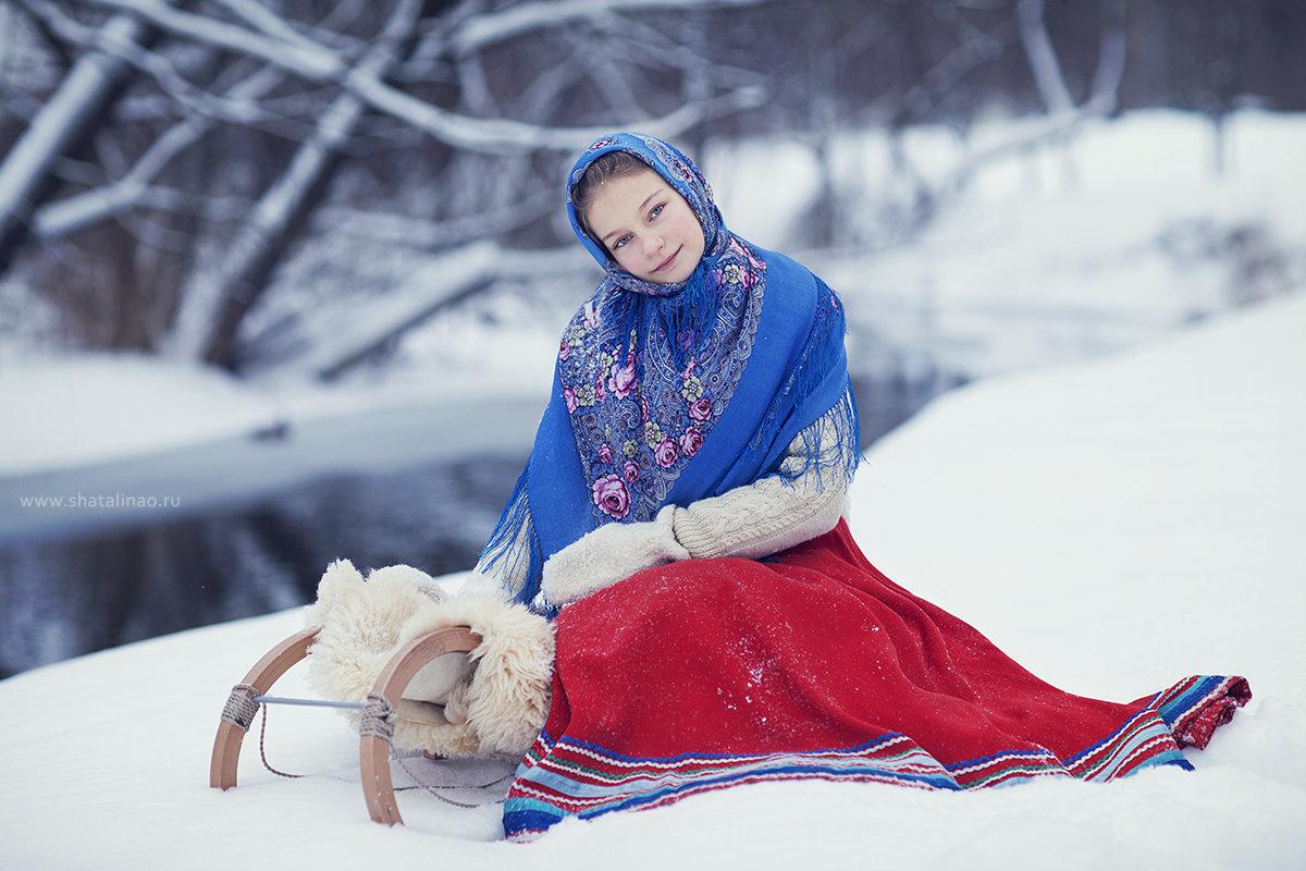 Зимнее - Оксана Шаталина