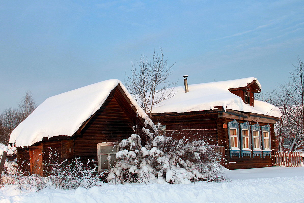 Домик в деревне - Вячеслав Минаев