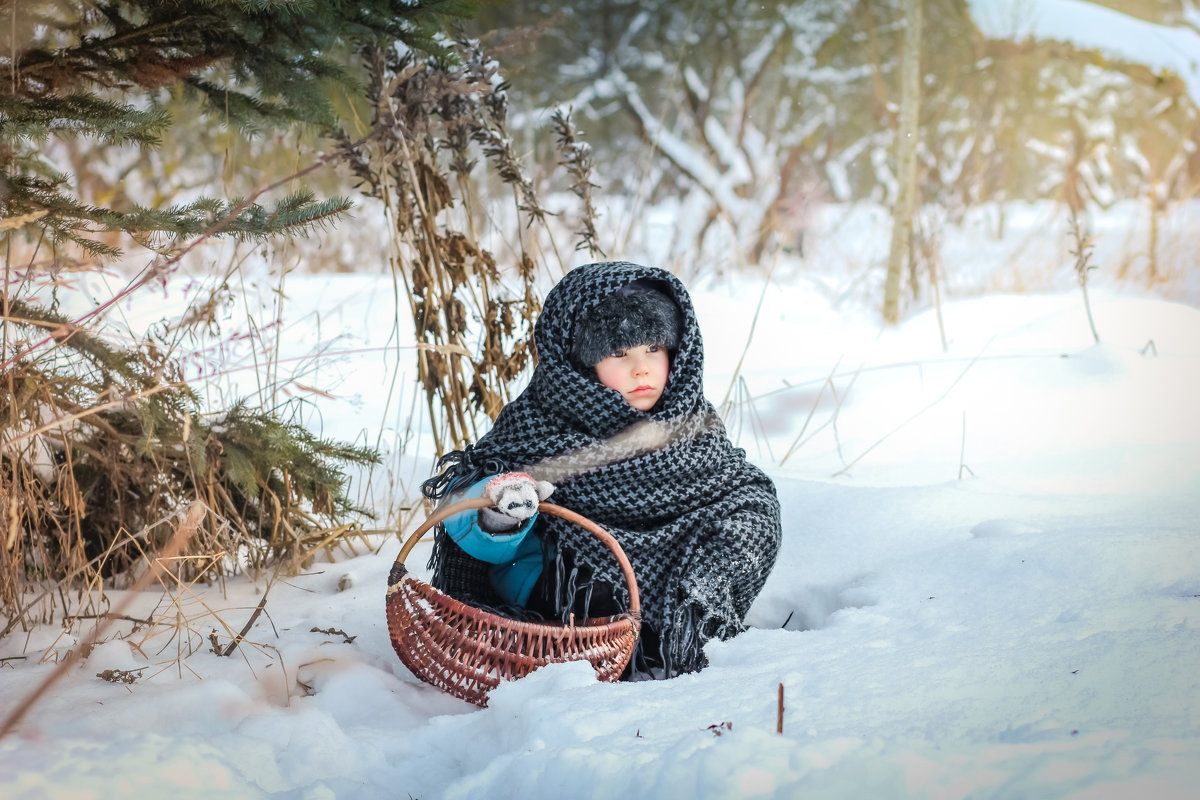 Мой Кроха) - Katerina Lesina