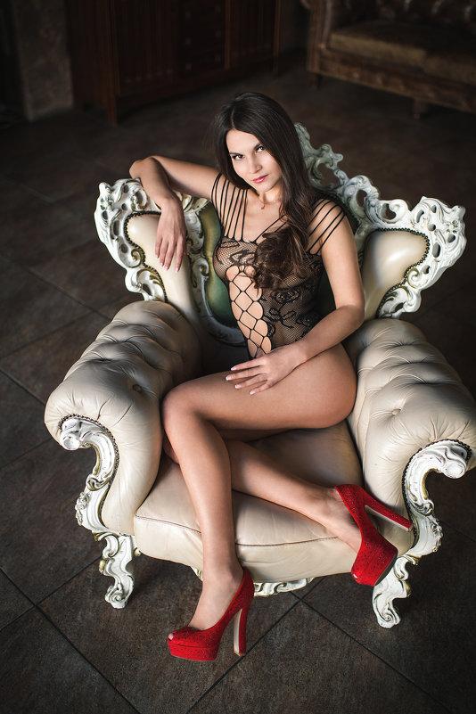 Модель: Татьяна Просина - Татьяна Просина
