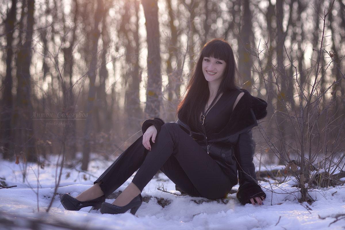 Ирина - Антон Сологубов