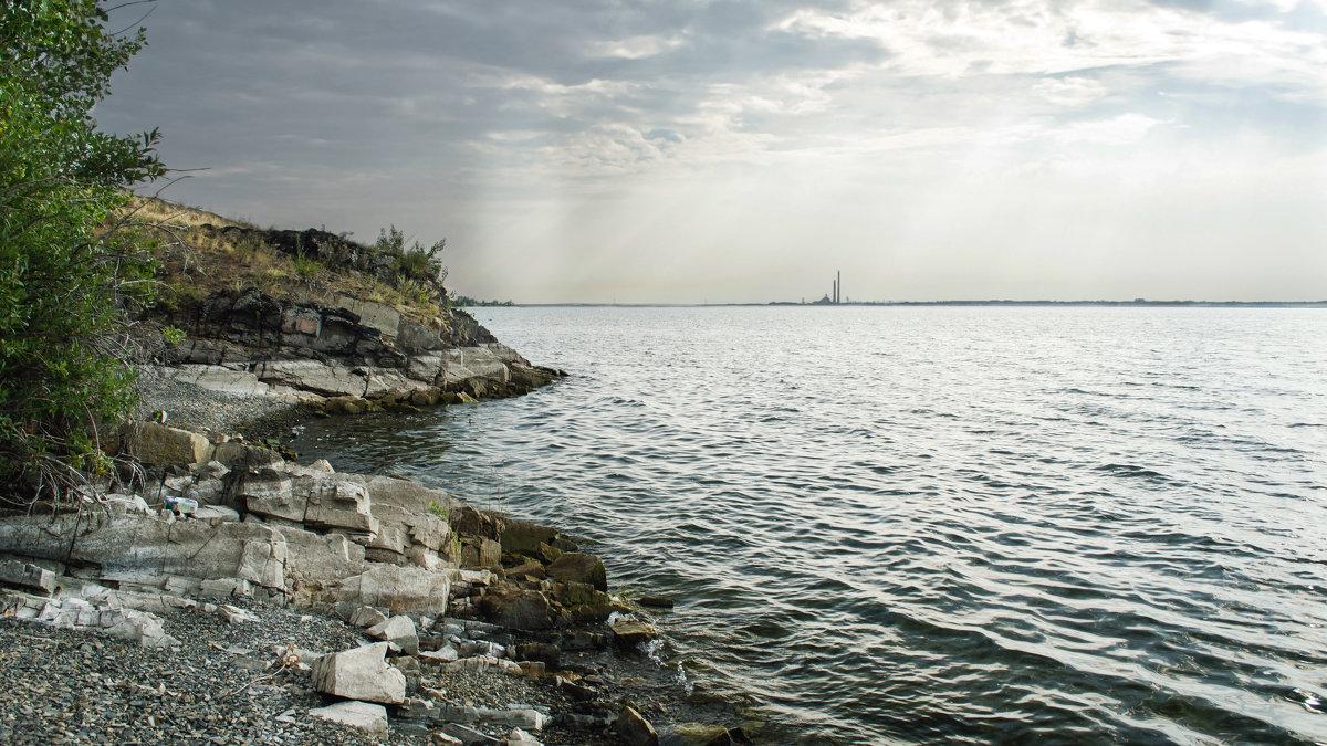 Ириклинское водохранилище - Валерий Кокин