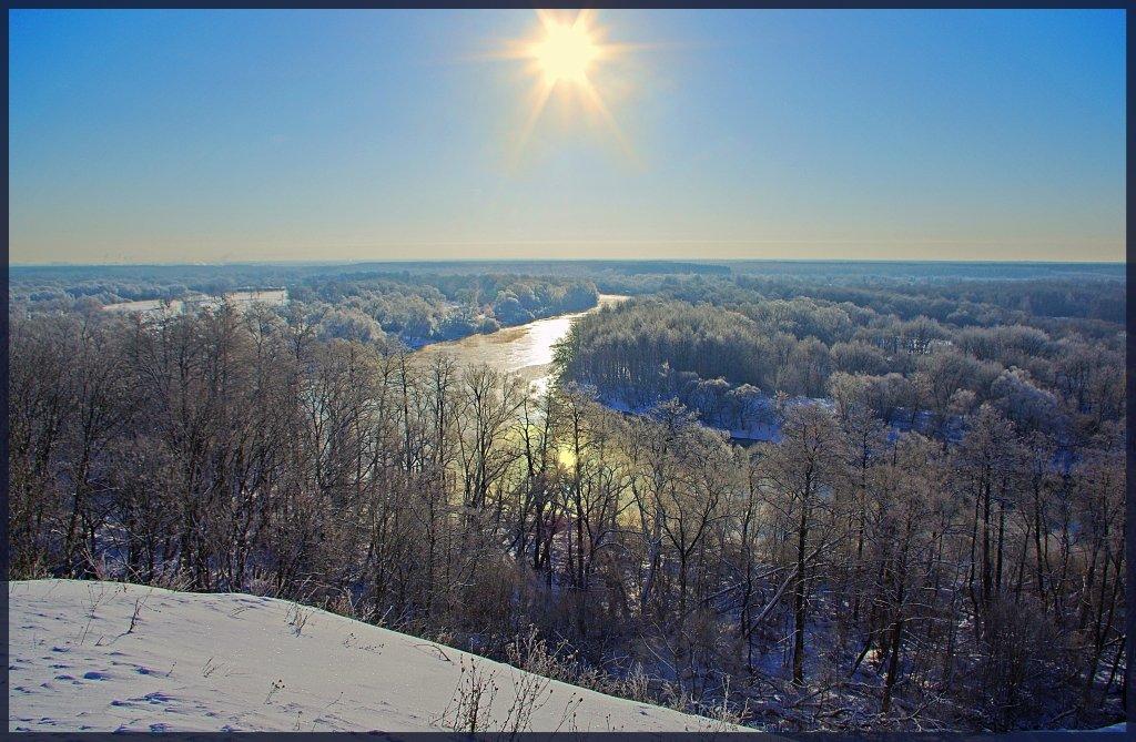Зимнее Солнце - Дубовцев Евгений