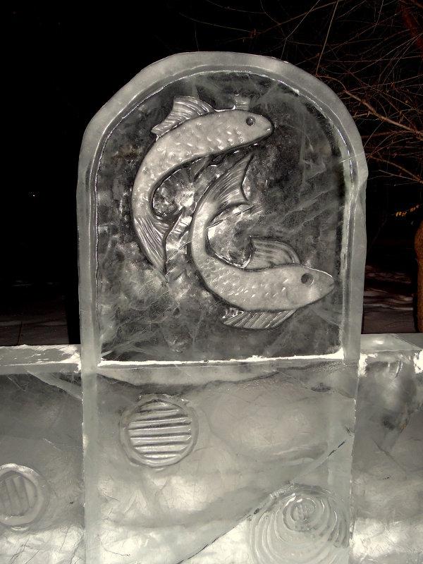 Рыбы. - nadyasilyuk Вознюк