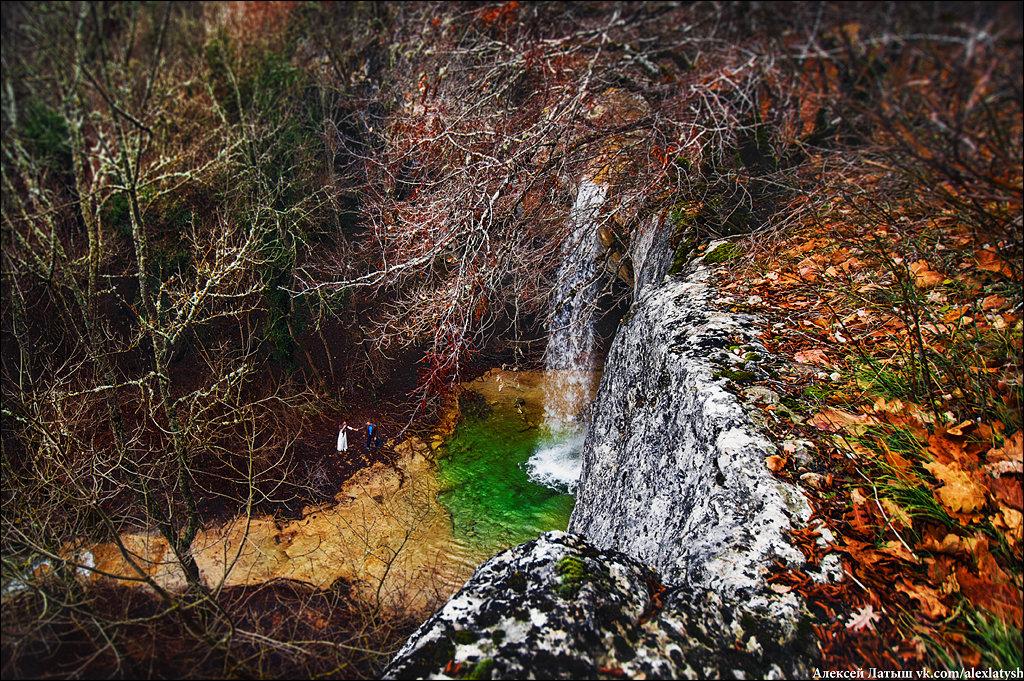 Идем к водопаду... :) - Алексей Латыш