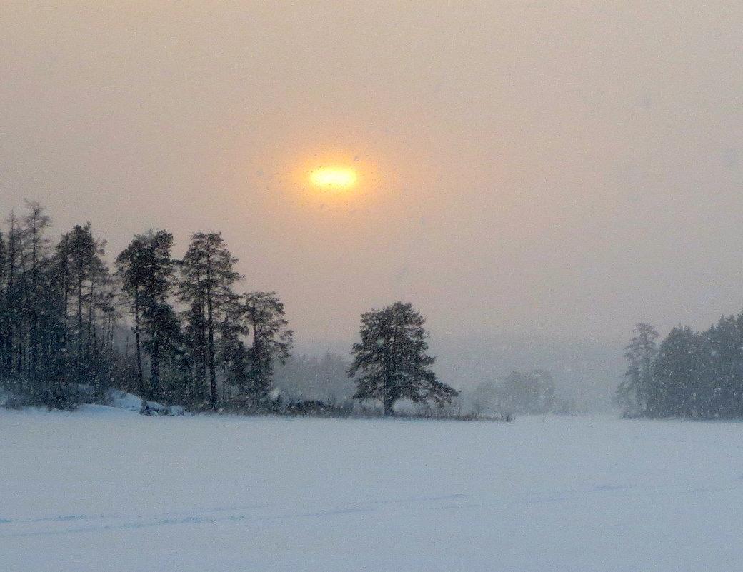 снег-снег - Елена