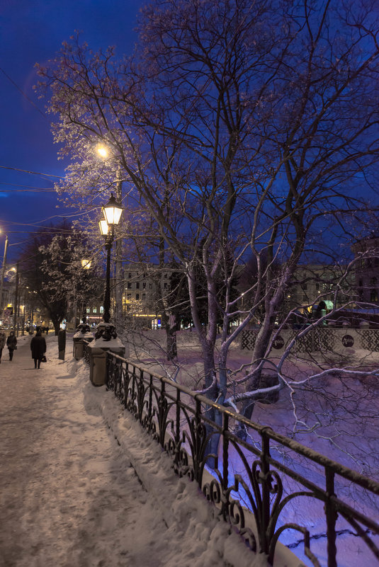 Рига ночь - Oleg Mechetin