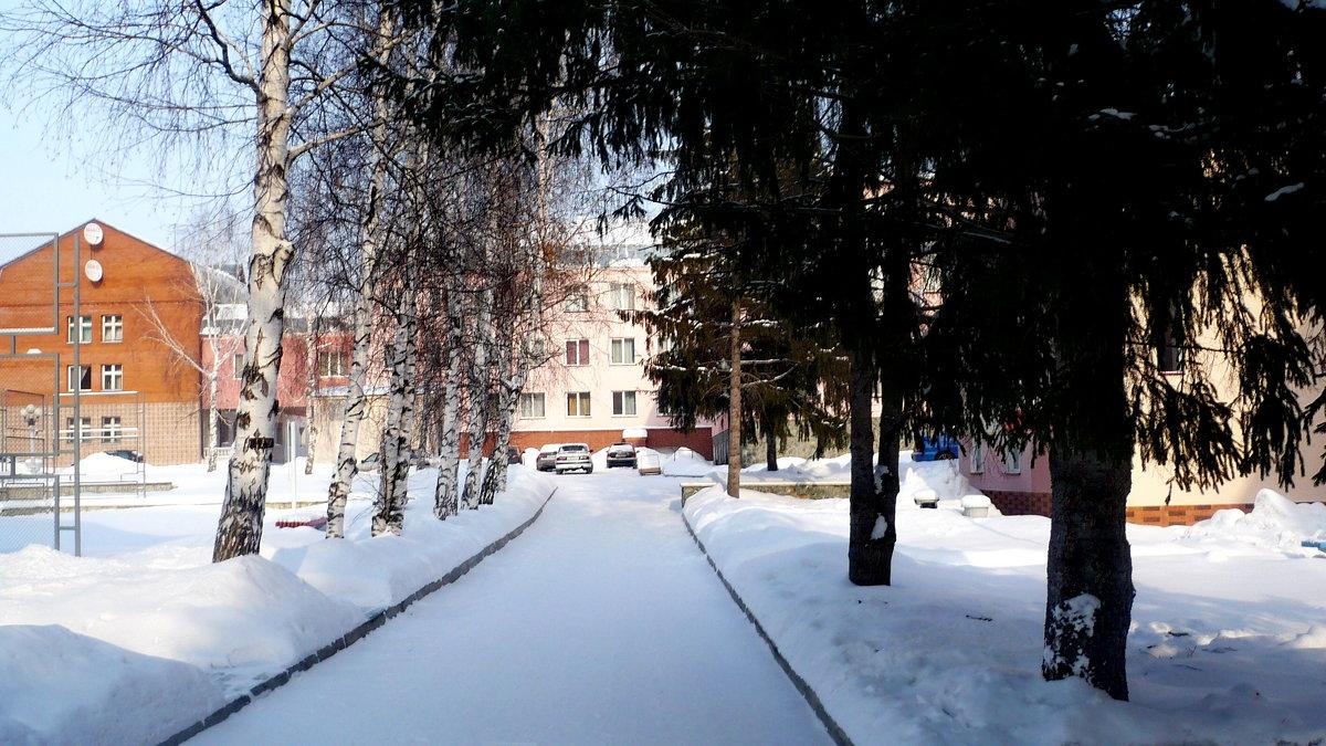 Белокуриха - курорт. - Олег Афанасьевич Сергеев
