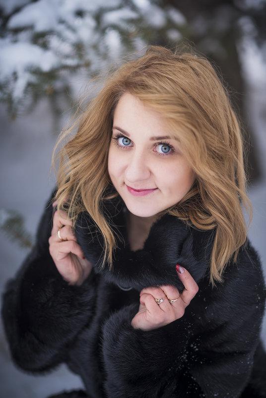 Зимние настроение - Ирина Автандилян