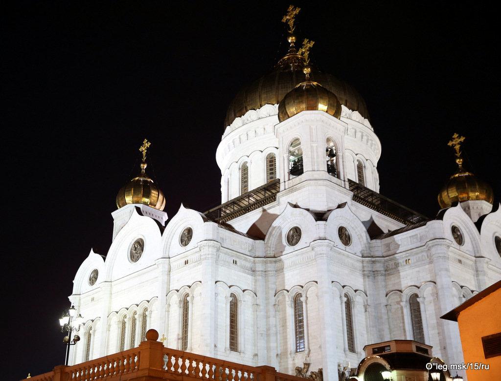 храм на намоленном месте - Олег Лукьянов