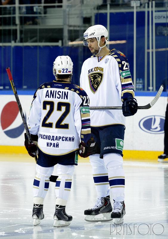 Хоккей - Вячеслав Прасолов