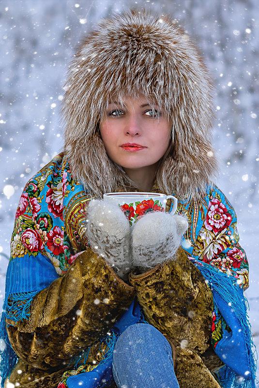 Зимний чай - Виктор Седов