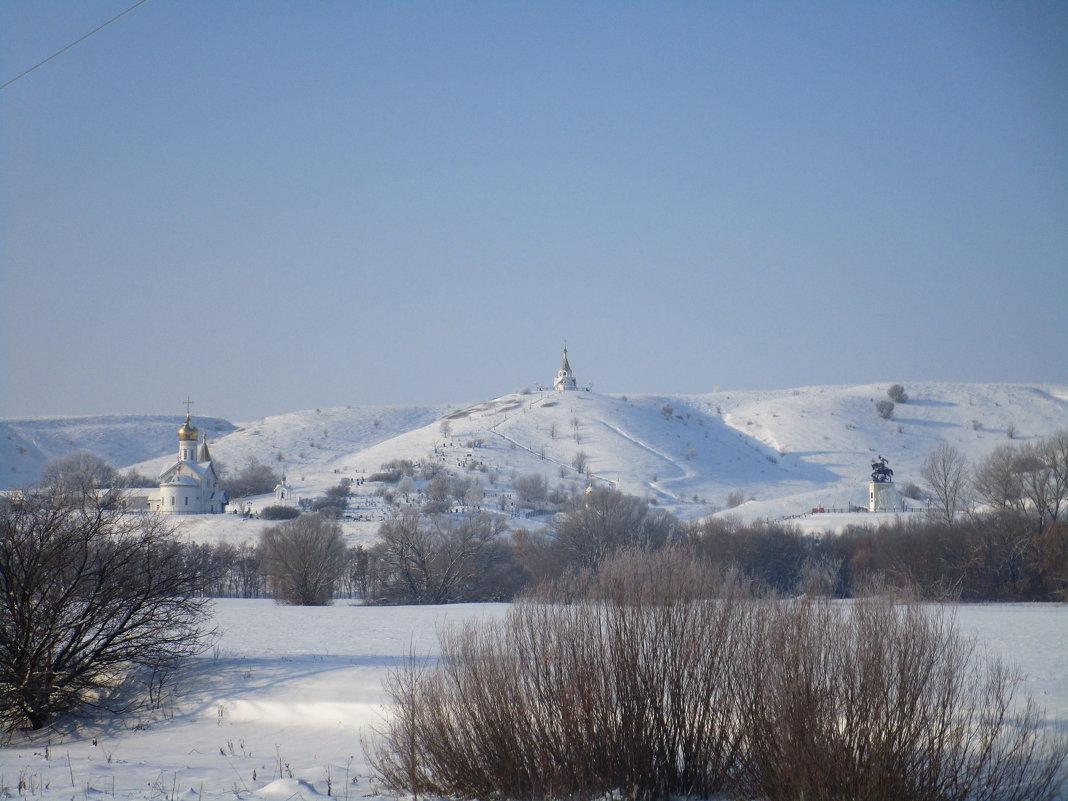 Холковский пещерный монастырь - алена s