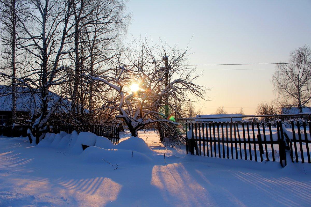 Красота зимы - Милагрос Экспосито