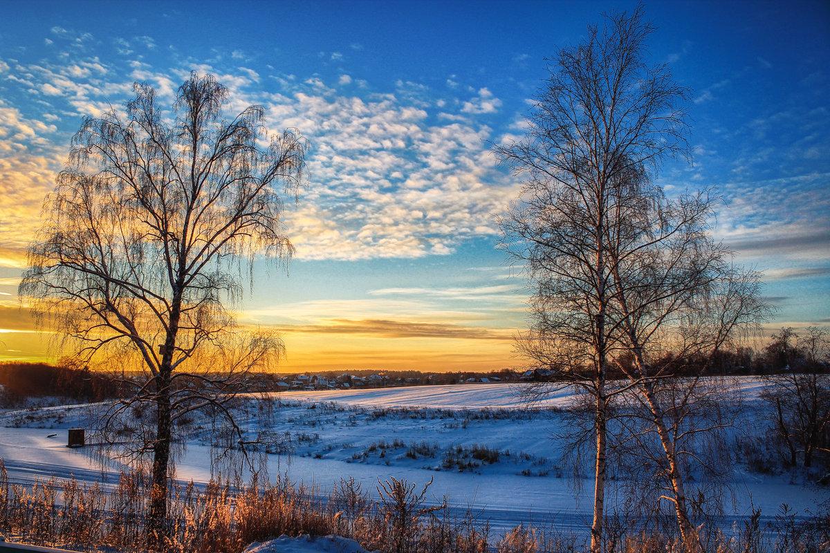 Зимняя прогулка - Иван Анисимов