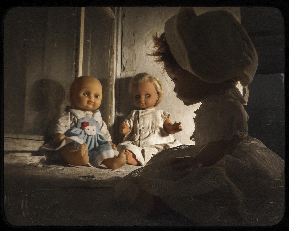 Из жизни кукол - Evgeny Kornienko