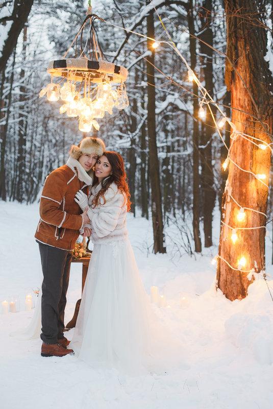 Лесная свадьба - Лола Алалыкина