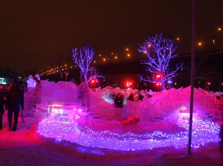 Ледяной городок - Savayr