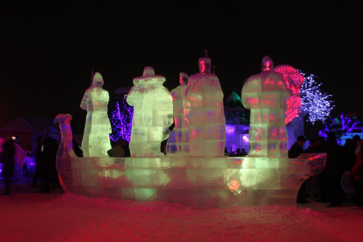 Лёд - Savayr