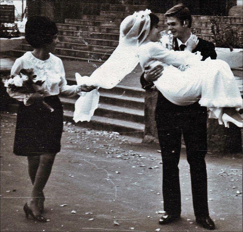 В надёжных руках. 1969 год - Нина Корешкова