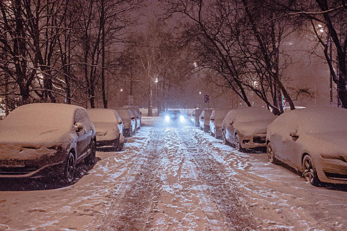 одинокое такси - Анна -