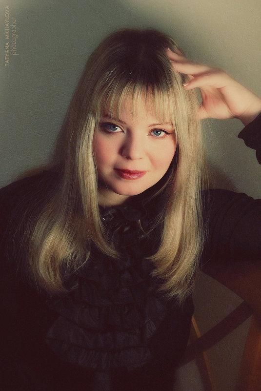 Портрет - Татьяна Михайлова