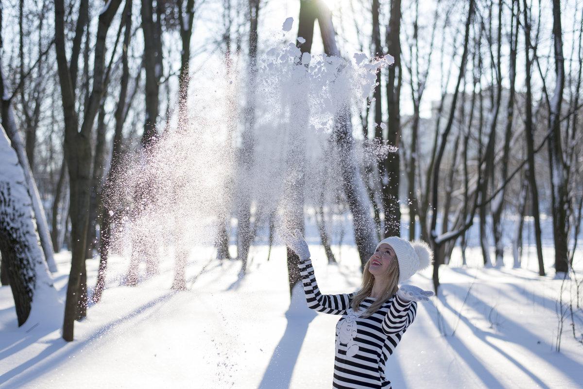 Зимнее настроение - Дмитрий Русак