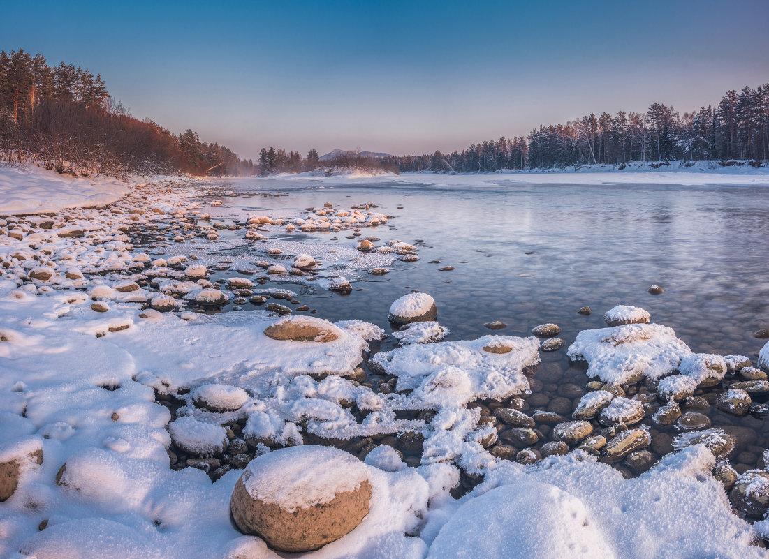 Вечером на реке - Sergey Oslopov