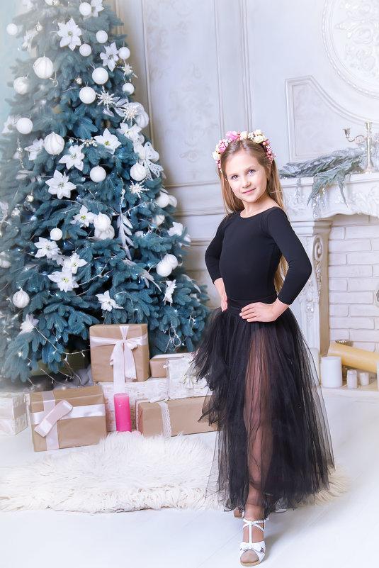 Новогодняя сказка - Оксана