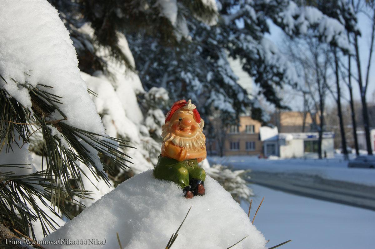 В гостях у лесного гнома - nika555nika Ирина