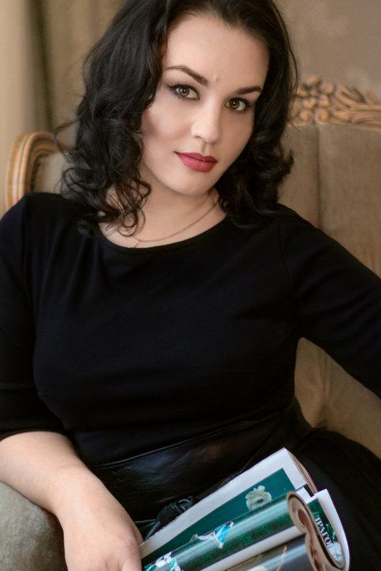 портрет - Валерия Боярчук