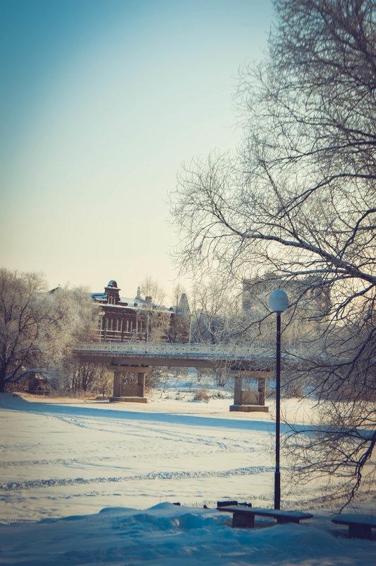 Зима - Дарья Селянкина