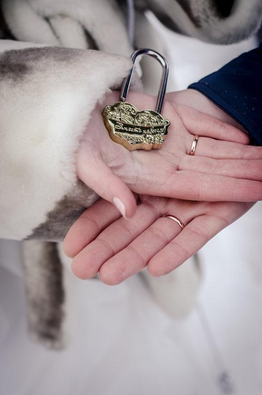 зимняя свадьба (3) - елена брюханова