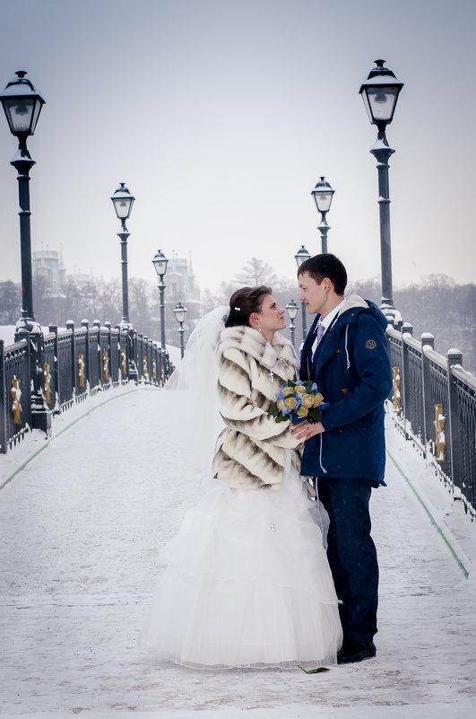 зимняя свадьба (4) - елена брюханова
