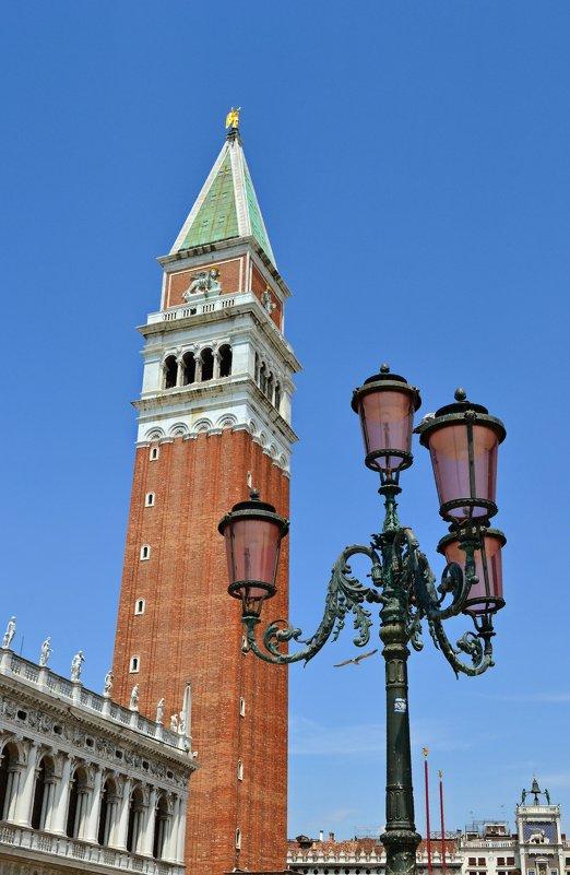 Венецианские вертикали - Ольга
