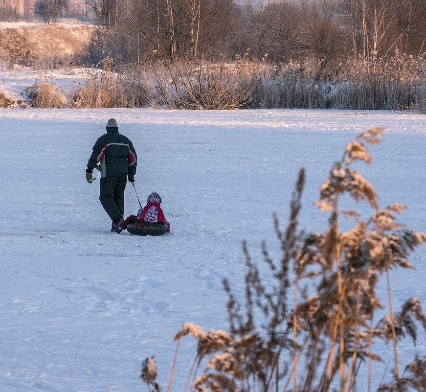 зимний день - VL