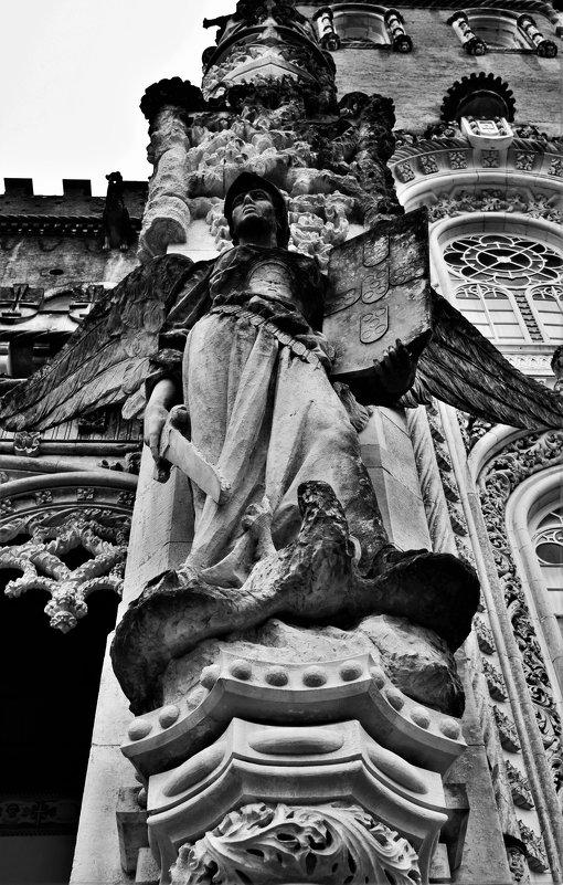 Ангел с мечом - Karolina