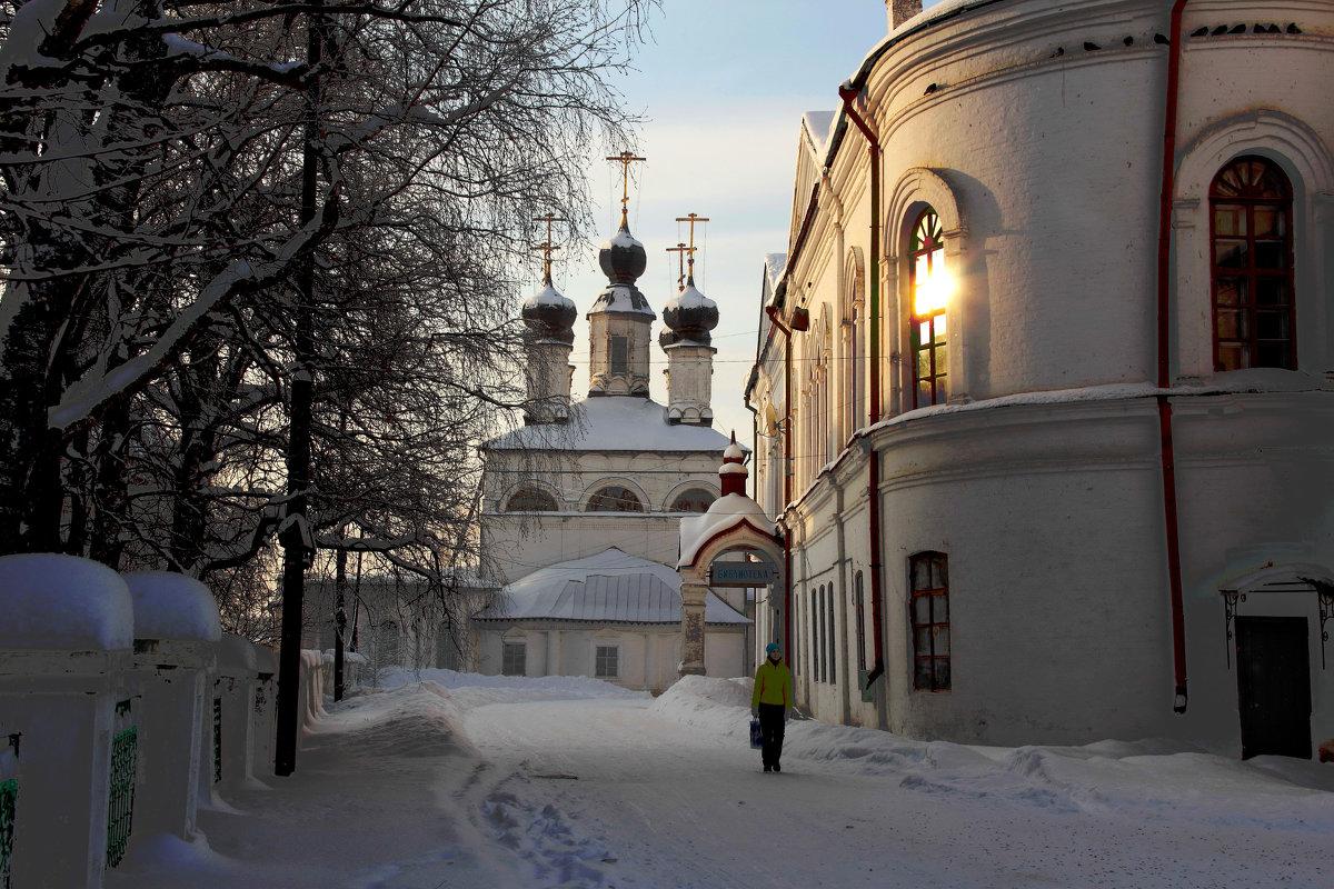 В городе древнем. - Андрей Дурапов