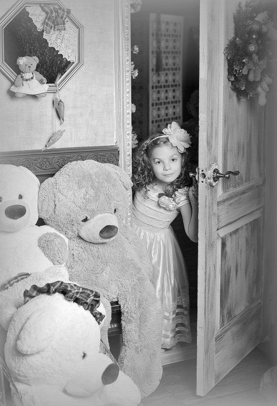 Дети - Ольга Комарова