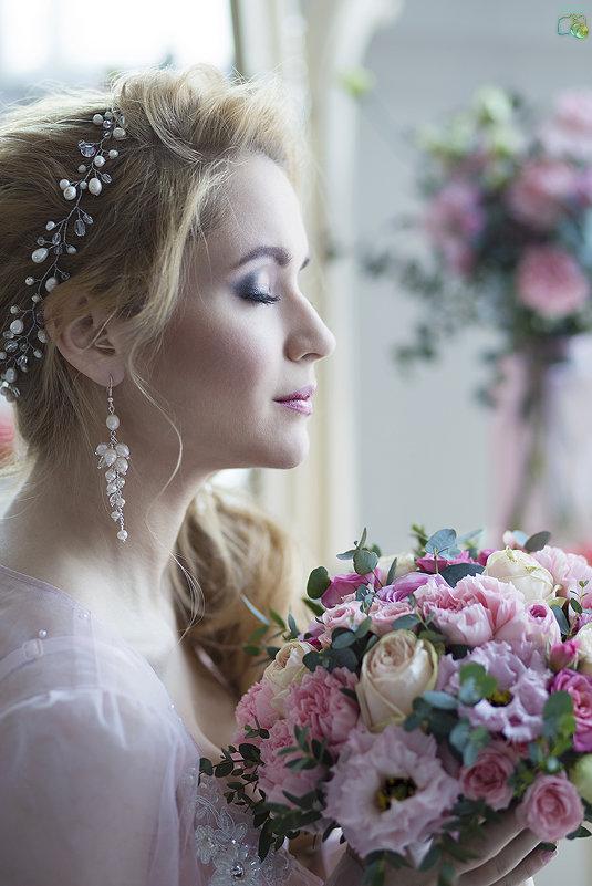 Pink beauty портрет - Евгения Лисина