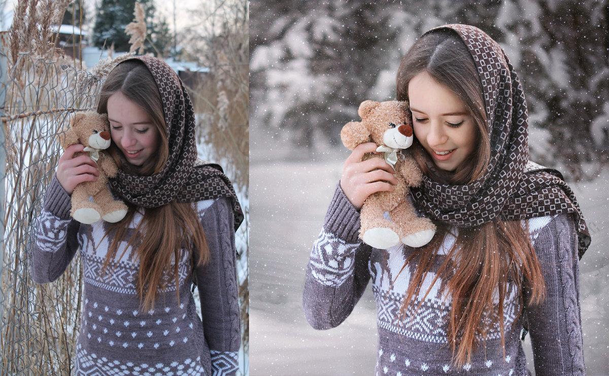 до/после - Viktoria Anufrieva