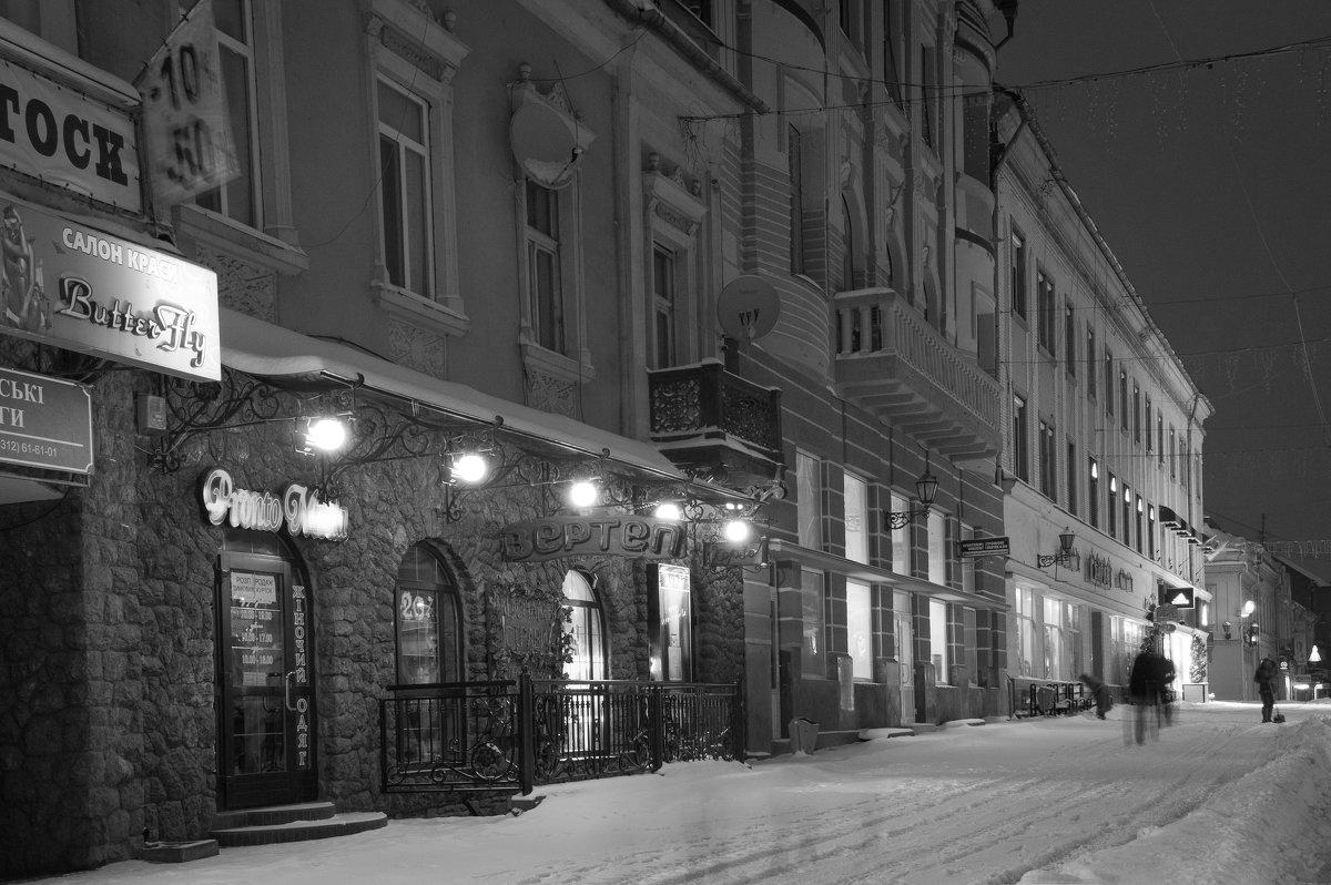 Ночной город_3 - Владимир Л