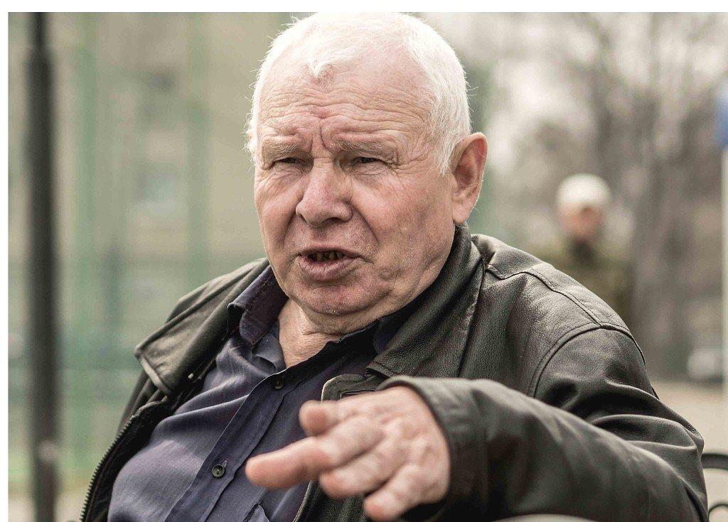 Пенсионер - Владимир